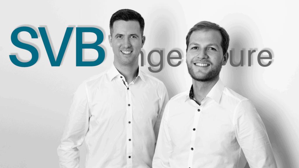 Daniel van Berkum und Benjamin Schmittel | SVB Ingenieure