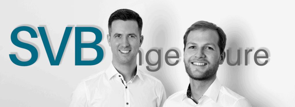 Daniel van Berkum und Benjamin Schmittel 2 | SVB Ingenieure